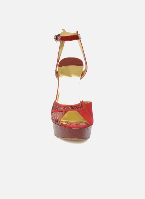 Sandals Terry de Havilland Margaux 40 Red model view