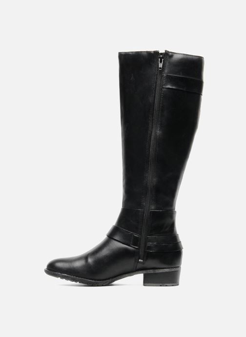 Boots & wellies Hush Puppies Chamber_14Bt Black front view