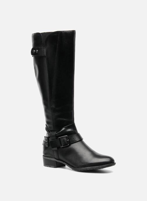 Støvler & gummistøvler Hush Puppies Chamber_14Bt Sort detaljeret billede af skoene