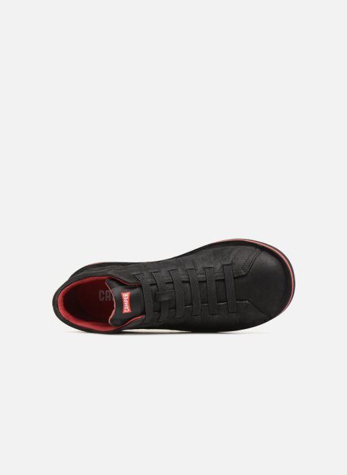Sneakers Camper Beetle 36678 Nero immagine sinistra