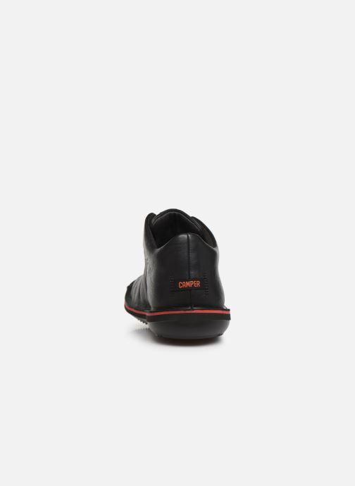 Sneakers Camper Beetle 36678 Nero immagine destra