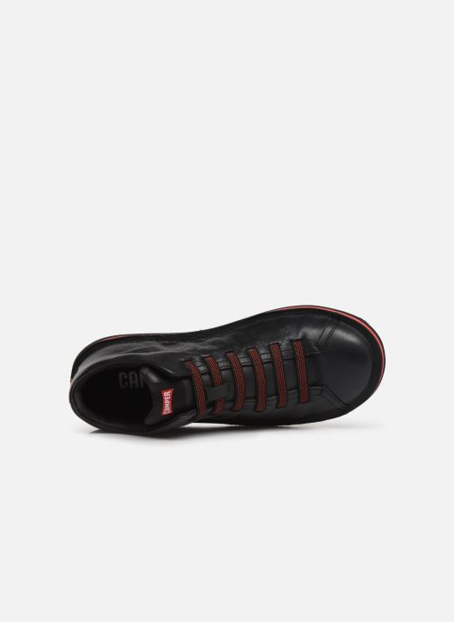 Sneakers Camper Beetle 36678 Nero immagine sinistra
