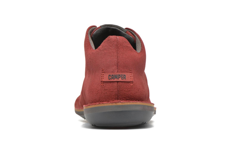 Sneaker Camper Beetle 36678 rot ansicht von rechts