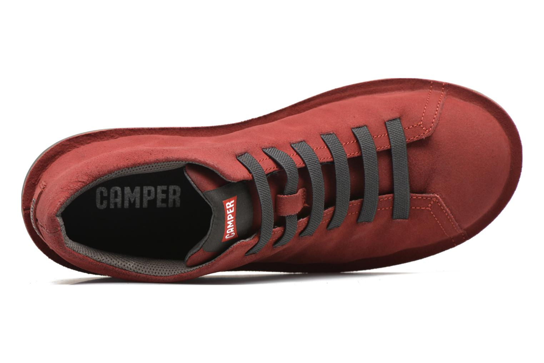 Sneaker Camper Beetle 36678 rot ansicht von links