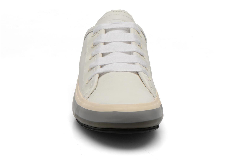 Baskets Camper Portol 21888 Blanc vue portées chaussures