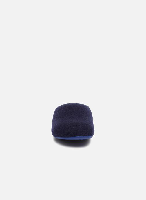 Chaussons Camper Wabi 18811 Bleu vue portées chaussures