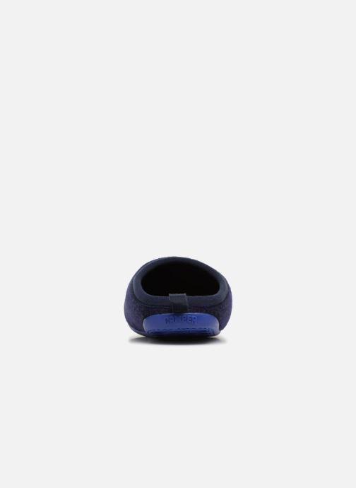 Chaussons Camper Wabi 18811 Bleu vue droite