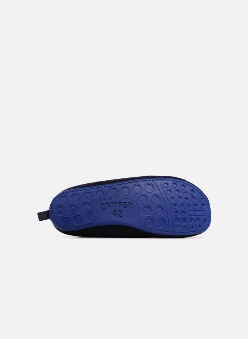 Chaussons Camper Wabi 18811 Bleu vue haut