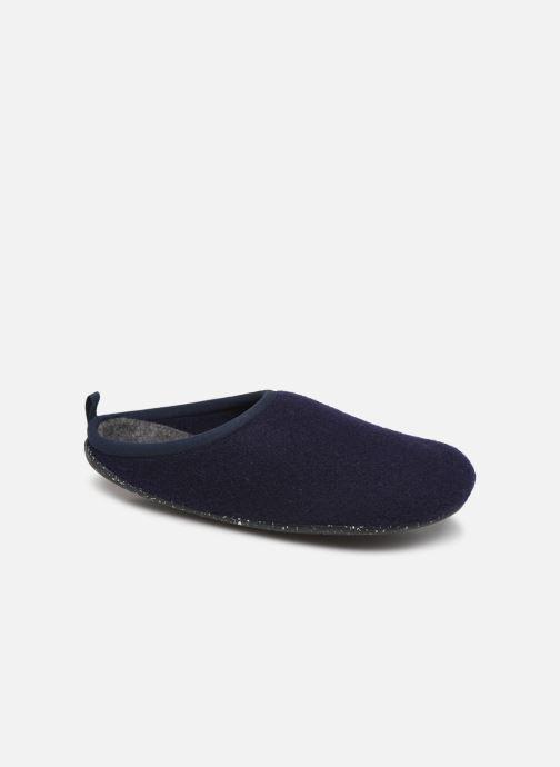 Hjemmesko Camper Wabi 18811 Blå detaljeret billede af skoene