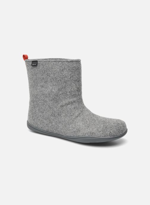Ankle boots Camper Wabi 46646 Grey detailed view/ Pair view