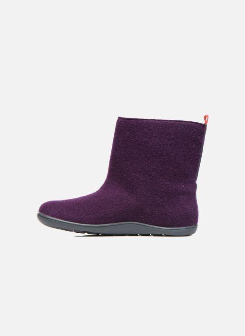 Bottines et boots Camper Wabi 46646 Violet vue face