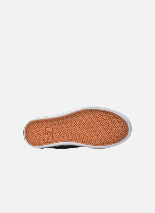 Chaussures de sport Globe MAHALO Bleu vue haut