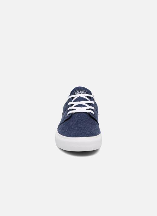 Zapatillas de deporte Globe MAHALO Azul vista del modelo
