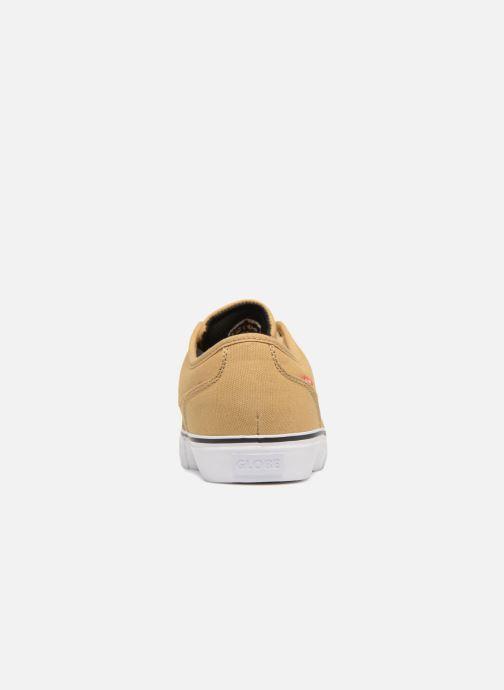 Chaussures de sport Globe MAHALO Orange vue droite