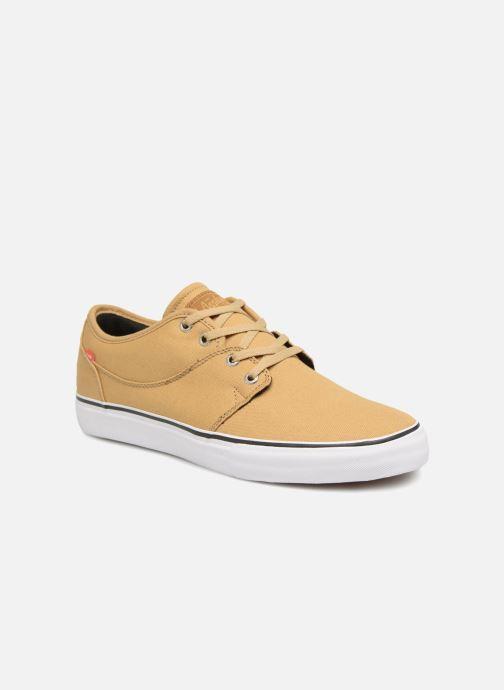 Chaussures de sport Globe MAHALO Orange vue détail/paire