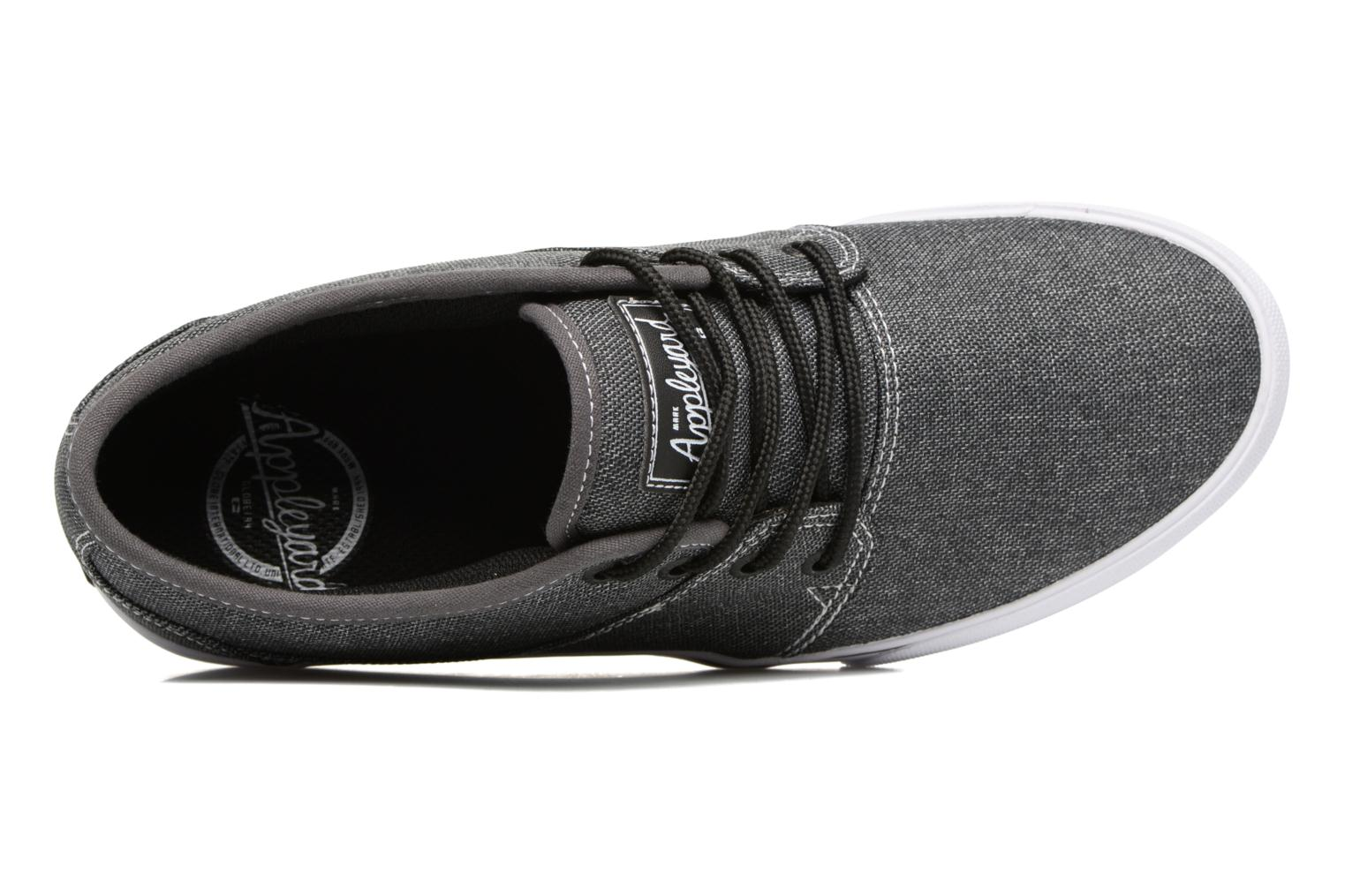 Sport shoes Globe MAHALO Grey view from the left