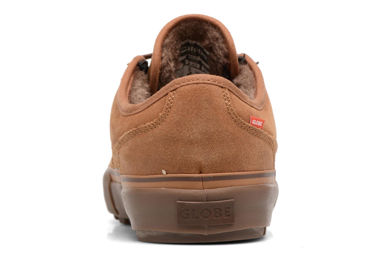 Chaussures de sport Globe MAHALO Marron vue droite