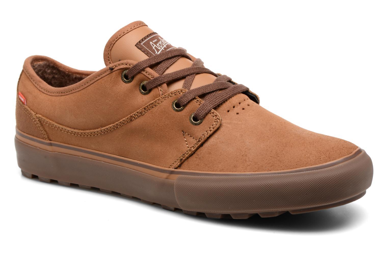 Chaussures de sport Globe MAHALO Marron vue détail/paire