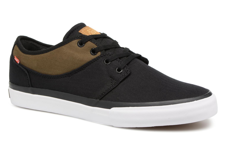 Globe MAHALO (Noir) - Chaussures de sport en Más cómodo Chaussures femme pas cher homme et femme