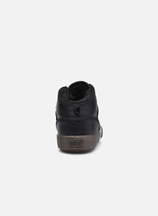 Zapatillas de deporte Globe MOTLEY MID FUR Negro vista lateral derecha