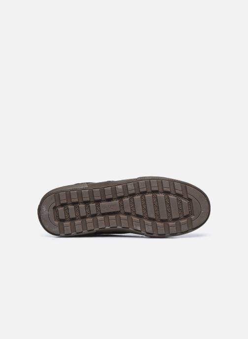 Zapatillas de deporte Globe MOTLEY MID FUR Negro vista de arriba