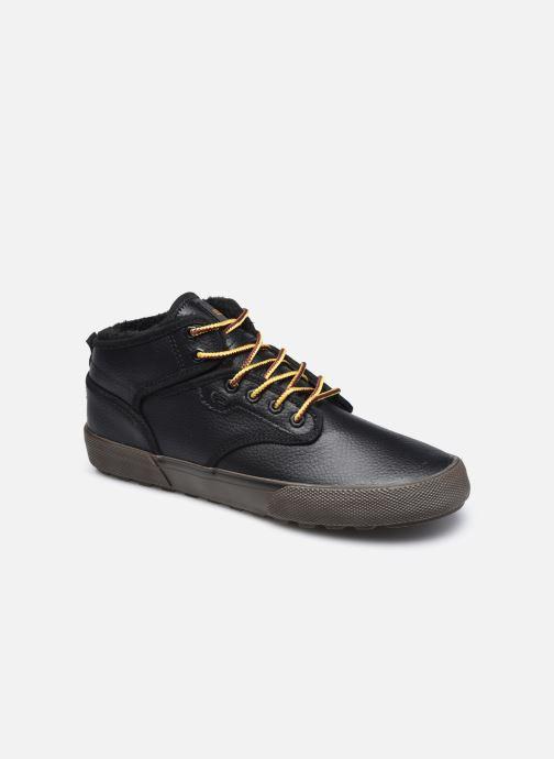 Zapatillas de deporte Globe MOTLEY MID FUR Negro vista de detalle / par