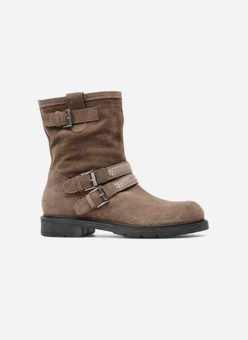Stiefeletten & Boots Janet Sport Javia beige ansicht von hinten