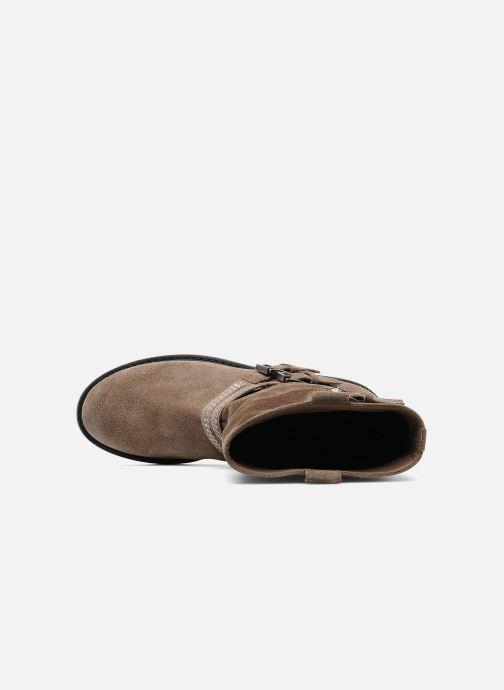 Stiefeletten & Boots Janet Sport Javia beige ansicht von links