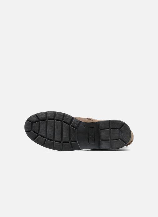 Stiefeletten & Boots Janet Sport Javia beige ansicht von oben