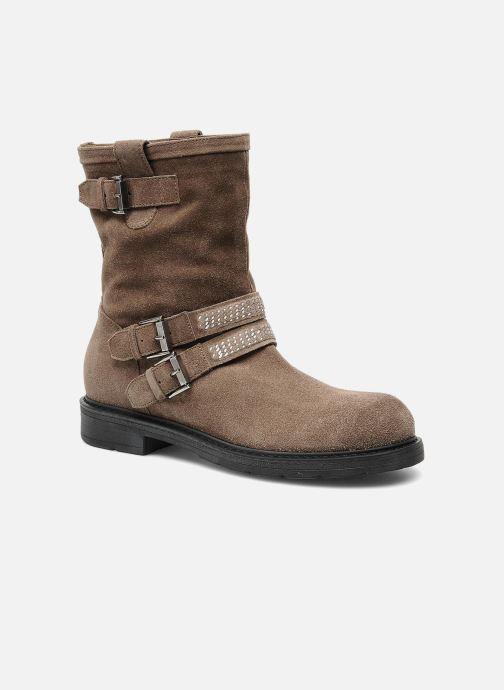 Stiefeletten & Boots Janet Sport Javia beige detaillierte ansicht/modell