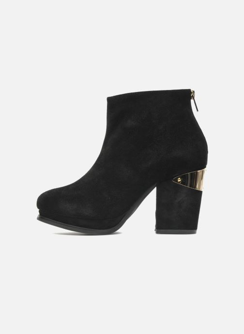 Ankle boots Sol Sana Larry boot Black front view