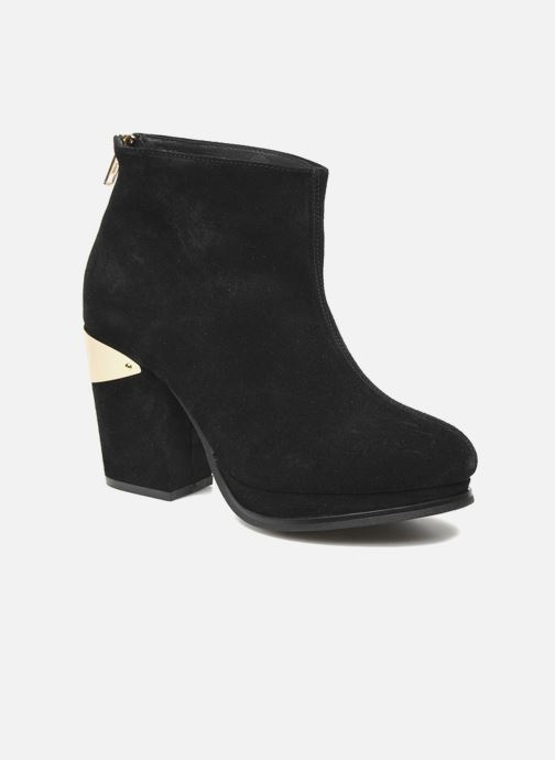 Ankle boots Sol Sana Larry boot Black detailed view/ Pair view