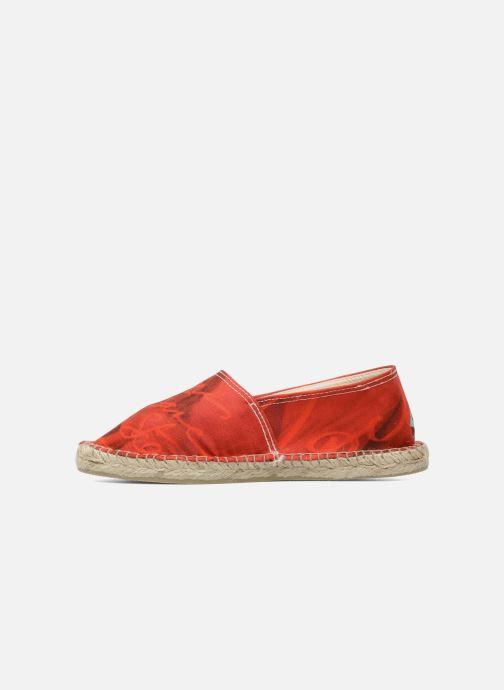 Espadrilles String Republic Jesus is Lord by Sockho W Red front view