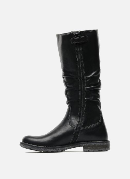 Boots & wellies Stones and Bones Balia Black front view