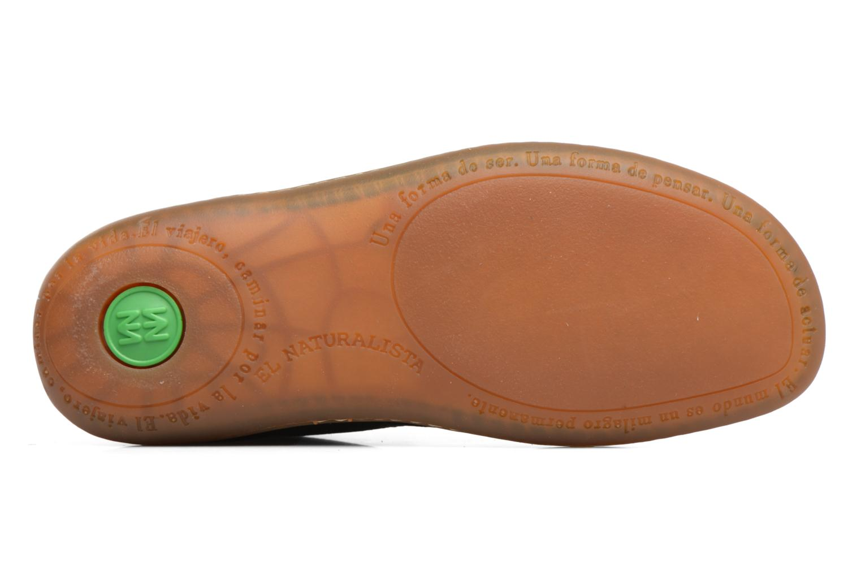 Chaussures à lacets El Naturalista Viajero N267 W Noir vue haut