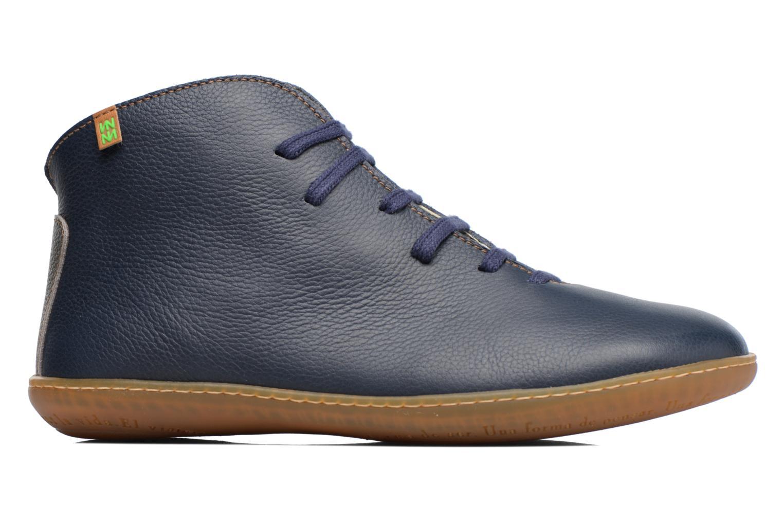 Zapatos con cordones El Naturalista Viajero N267 W Azul vistra trasera
