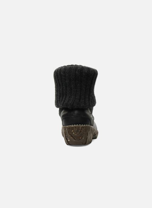 Stiefeletten & Boots El Naturalista Iggdrasil N097 schwarz ansicht von rechts