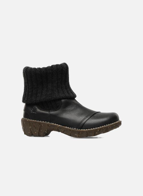 Stiefeletten & Boots El Naturalista Iggdrasil N097 schwarz ansicht von hinten