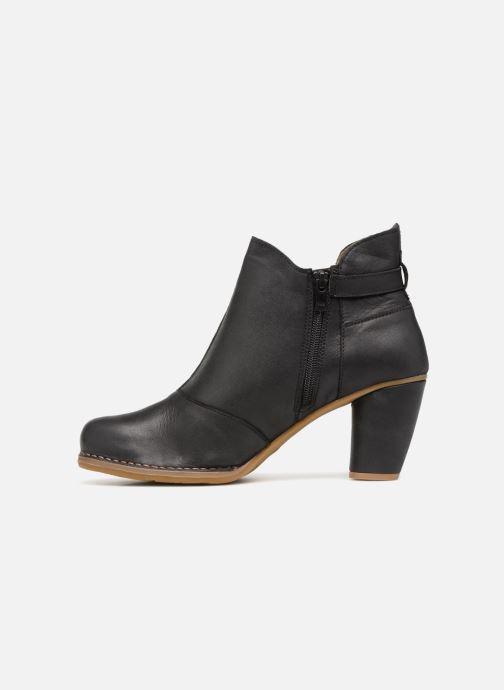 Boots en enkellaarsjes El Naturalista Colibri N472 Zwart voorkant