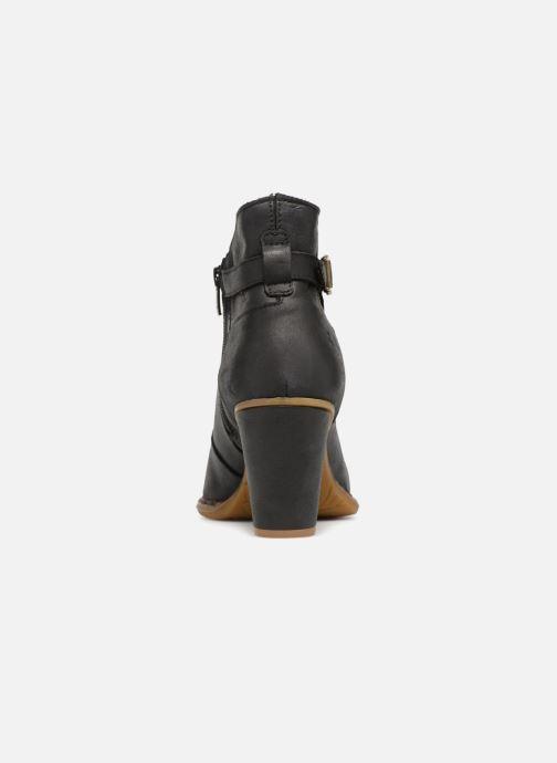 Boots en enkellaarsjes El Naturalista Colibri N472 Zwart rechts