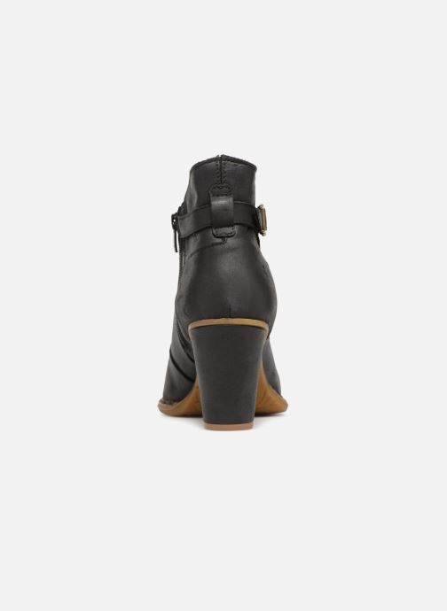Bottines et boots El Naturalista Colibri N472 Noir vue droite