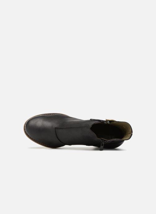 Boots en enkellaarsjes El Naturalista Colibri N472 Zwart links
