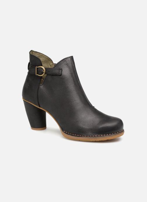 Boots en enkellaarsjes El Naturalista Colibri N472 Zwart detail