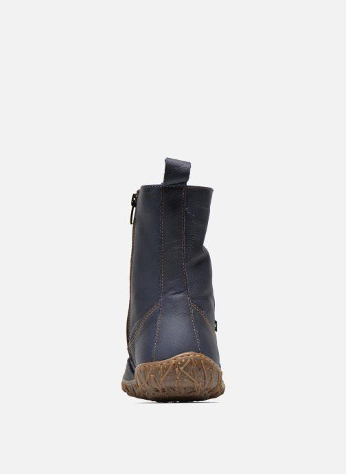 Bottines et boots El Naturalista Nido Ella N722 Bleu vue droite