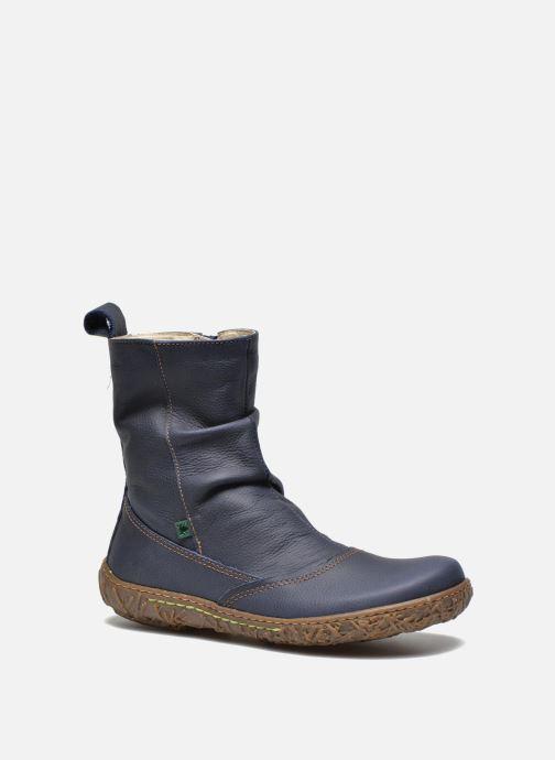 Bottines et boots El Naturalista Nido Ella N722 Bleu vue détail/paire