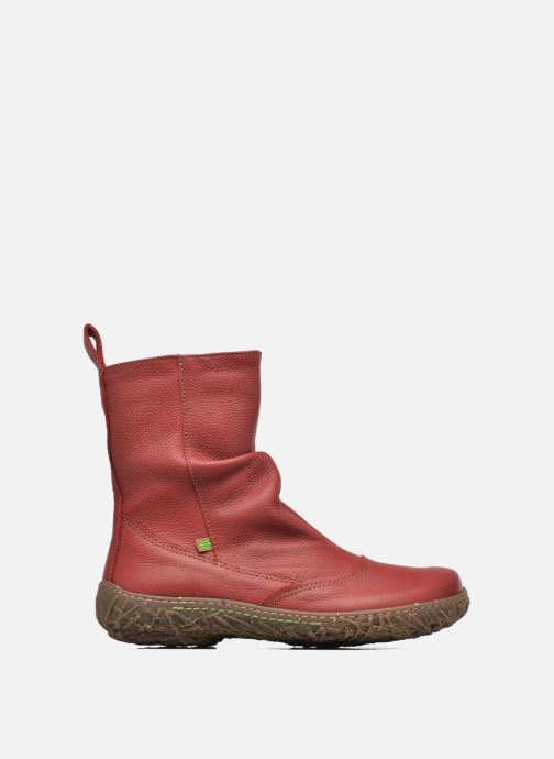Ankle boots El Naturalista Nido Ella N722 Red back view
