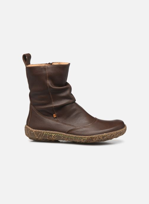 Boots en enkellaarsjes El Naturalista Nido Ella N722 Bruin achterkant
