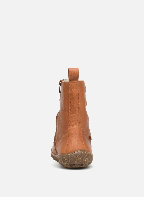 Bottines et boots El Naturalista Nido Ella N722 Marron vue droite
