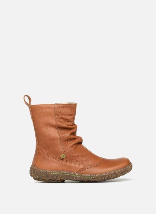 Bottines et boots El Naturalista Nido Ella N722 Marron vue derrière
