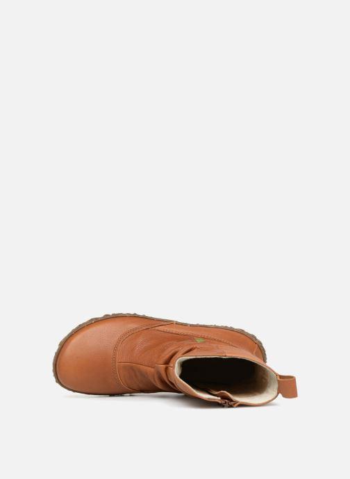Bottines et boots El Naturalista Nido Ella N722 Marron vue gauche